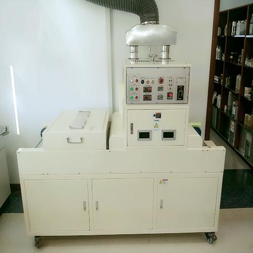 低压+高压2灯型固化机